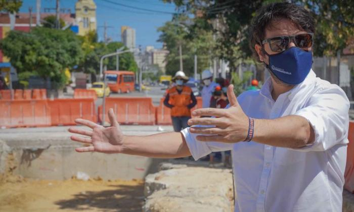"""""""Barranquilla es una ciudad resiliente"""""""