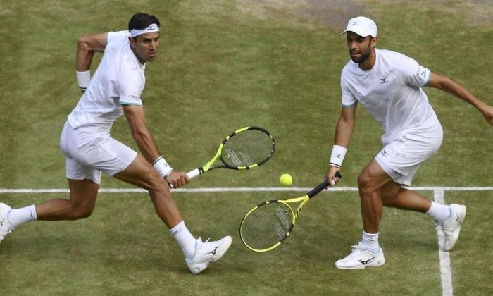 Farah y Cabal quedaron eliminados del torneo de Wimbledon