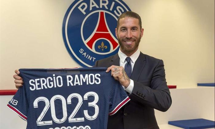 """""""Puedo aportar experiencia y madurez"""": Sergio Ramos"""