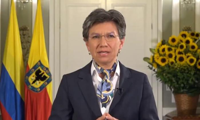 """""""Es un anuncio de hospitalidad"""": Claudia López sobre invitación a la CIDH"""
