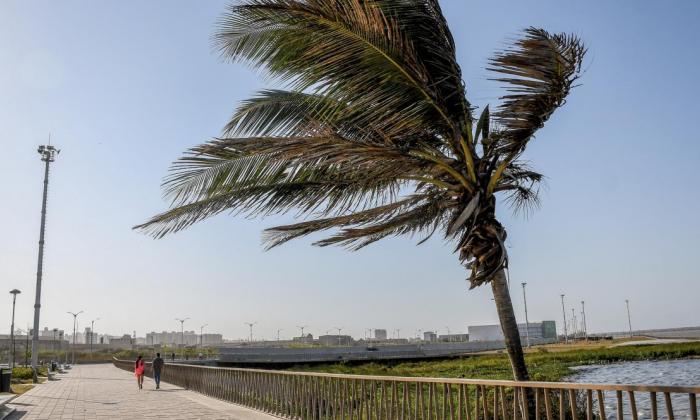 Gobernación del Atlántico entrega recomendaciones por fuertes vientos