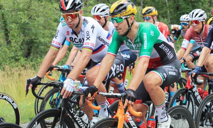 Peter Sagan, operado en la rodilla, se pierde los Juegos Olímpicos