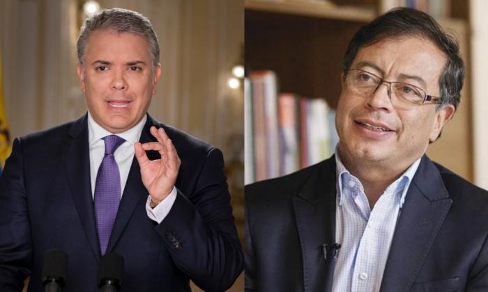 Consejo de Estado admite tutela de Petro contra el presidente Iván Duque