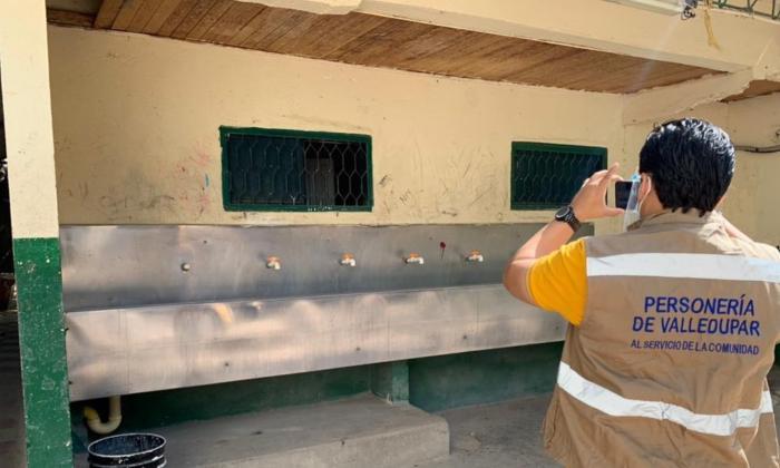 Personería recomendó aplazar clases presenciales en Valledupar