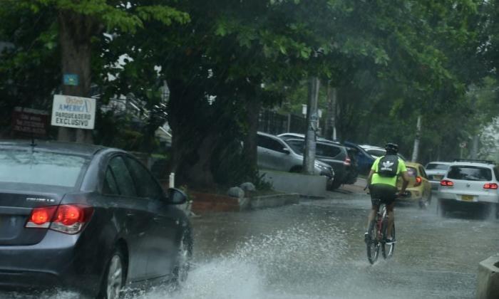 Varios departamentos de la región Caribe tendrían aumento de lluvias