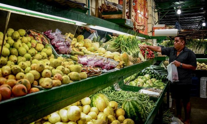Inflación en Colombia llegó a 0,32 % en julio