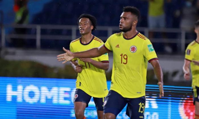 Listos los horarios de Colombia para la primera triple fecha de la Eliminatoria