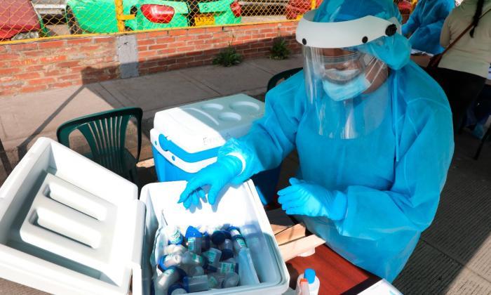 Casos de covid-19 en Colombia el 17 de agosto de 2021