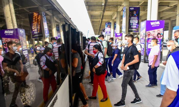 Mintransporte asegura que le preocupa situación de Transmetro