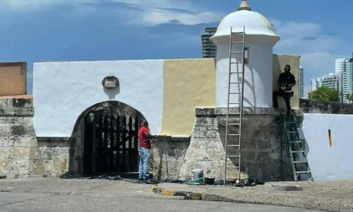 Procuraduría solicitó al alcalde de Cartagena impedir daños a las murallas