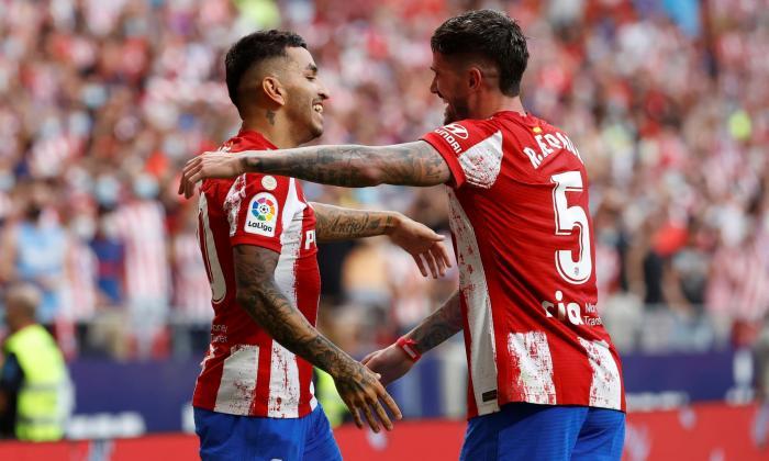 Atlético de Madrid sumó su segunda victoria en la Liga de España