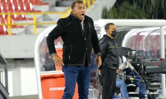 Harold Rivera no seguirá en Independiente Santa Fe