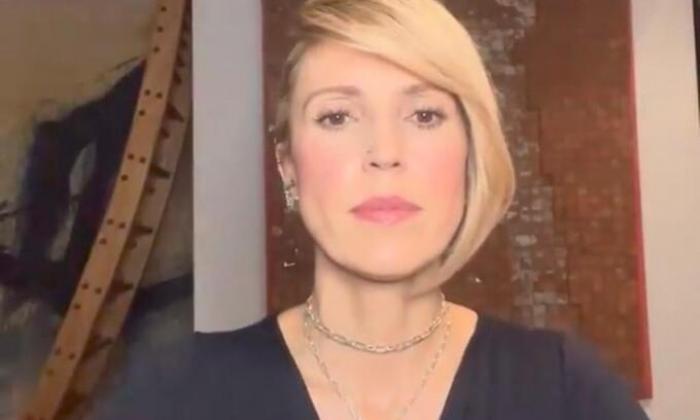 Alejandra Azcárate 'no aguantó' y cerró su cuenta de Twitter