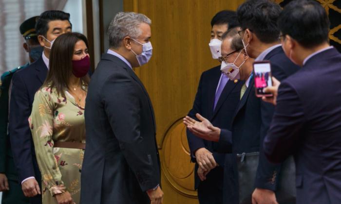 La visita clave del Presidente Duque a Corea del Sur