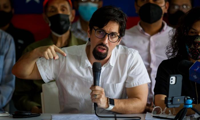 Exdiputado opositor venezolano apuesta por la convivencia con el chavismo