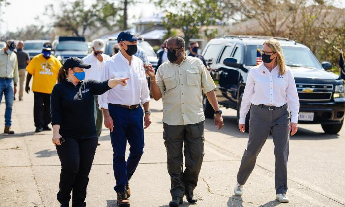 Biden visitará Nueva York para evaluar los daños del huracán Ida
