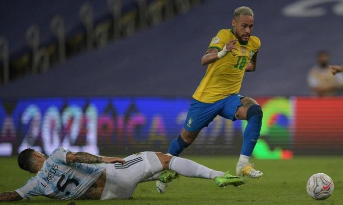 Brasil espera tomar revancha ante Argentina en las Eliminatorias