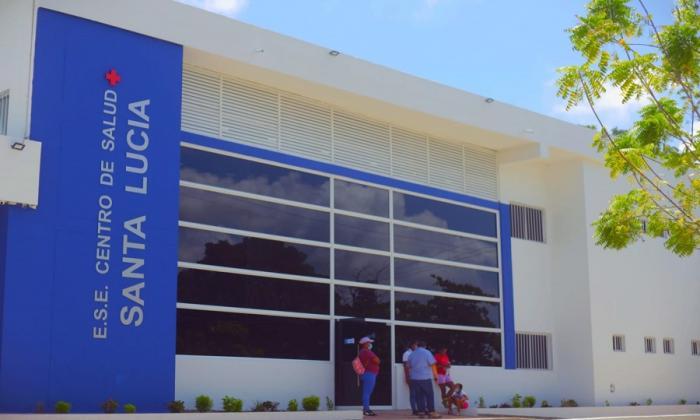 Santa Lucía cuenta con un renovado hospital