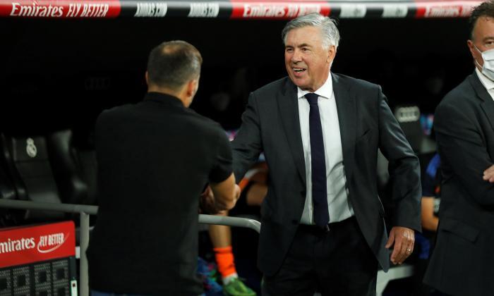 Carlo Ancelotti regresa a la 'Champions' 643 días después