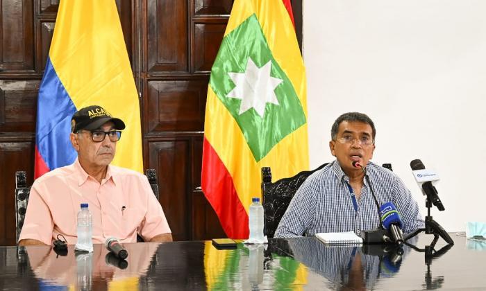 Dau emprenderá acciones legales contra contralor de Cartagena