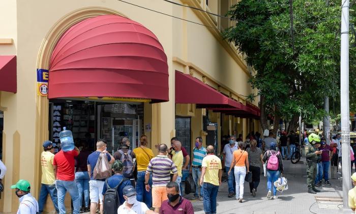 Colombia cuenta con 2,54 millones de negocios