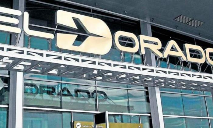 Restringen operaciones en el aeropuerto el Dorado por mal clima