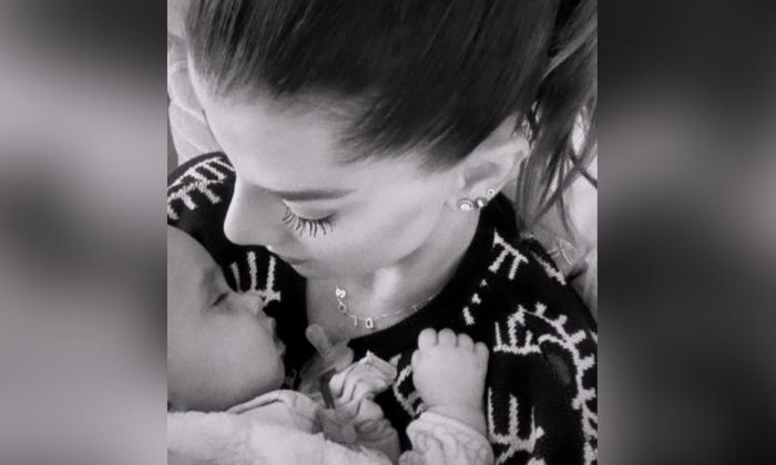 Carolina Cruz reveló detalles del estado de salud de su segundo hijo Salvador