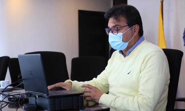 Minsalud destaca a Barranquilla por llegar al 70 % de la población vacunada contra la covid-19