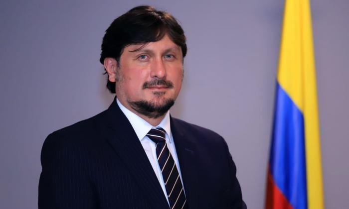 Wilmer Arley Salazar Arias asume como Superintendente de Transporte