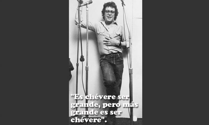 Seis frases que te harán recordar al gran Héctor Lavoe