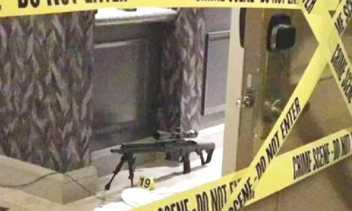 En imágenes | Esto fue lo que hallaron en la habitación del autor de la masacre en Las Vegas