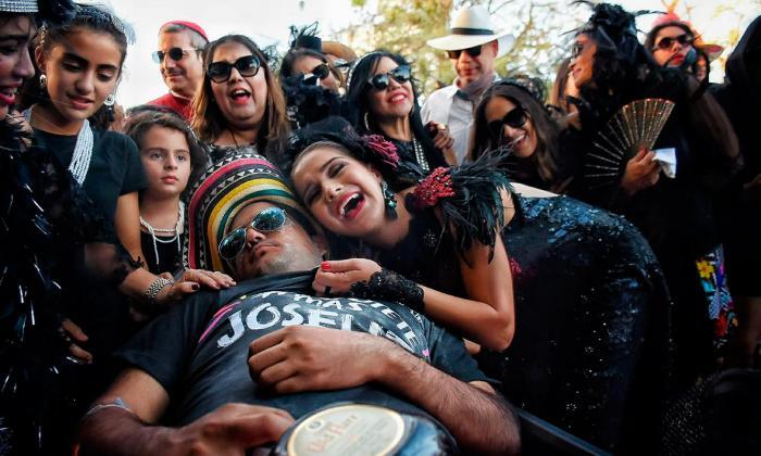 Entre gritos y lágrimas, Barranquilla le dice adiós a Joselito