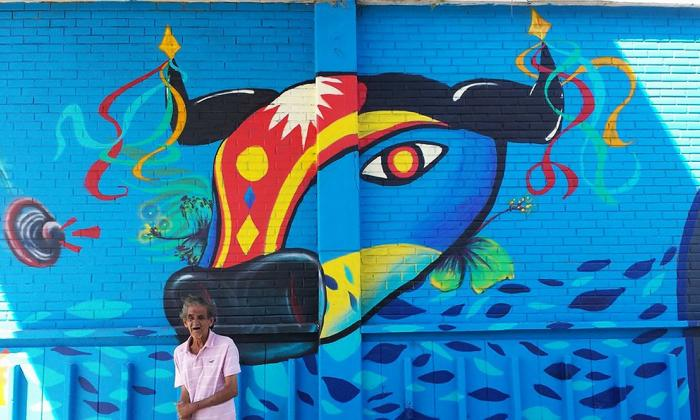 El Street Art se toma las redes sociales