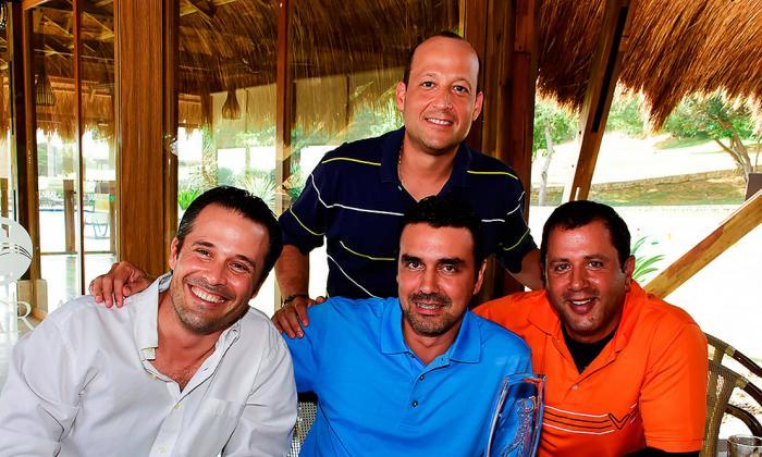 1er Torneo de Golf 'Copa Fenalco'