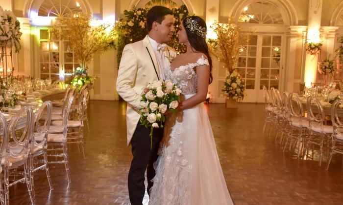 Matrimonio Angarita Torres - Bossio Andrade