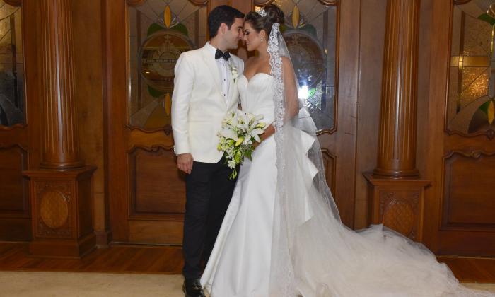 Matrimonio González De la Peña - Flórez García