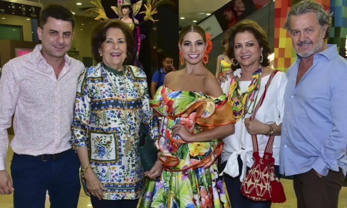 Celebración de 10 años del Centro Comercial Buenavista
