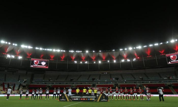 Junior cayó ante Flamengo en el Maracaná