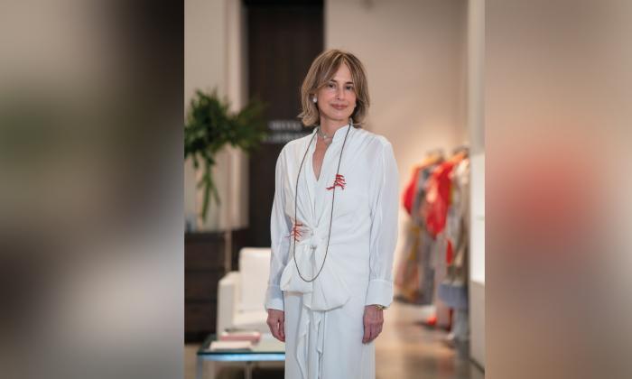 La nueva colección de Silvia Tcherassi
