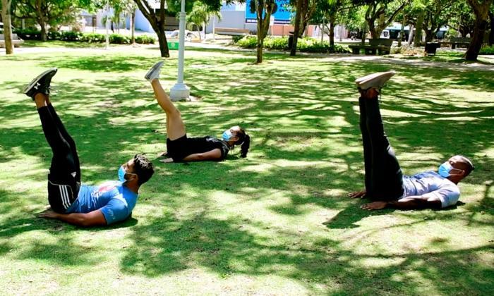 Ejercicios de abdominales: el método infalible para fortalecer el core