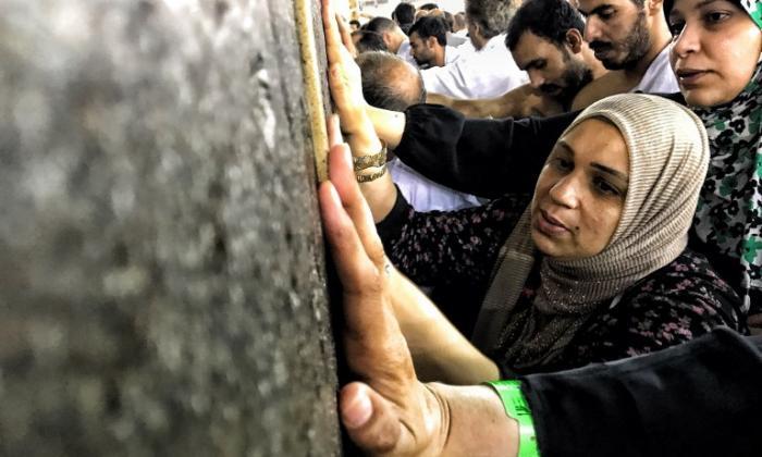 Las cifras del hach, la gran peregrinación a La Meca