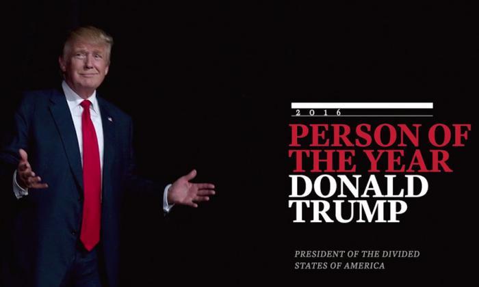 En video: Esta es la razón por la que Donald Trump es el Personaje del año de la revista Time
