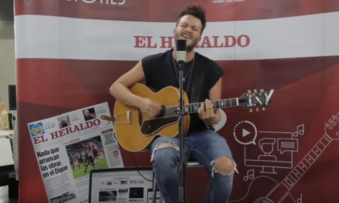 En video | Gusi canta 'Tú tienes razón' en #SesionesEH y habla de la participación de Silvestre Dangond en el tema