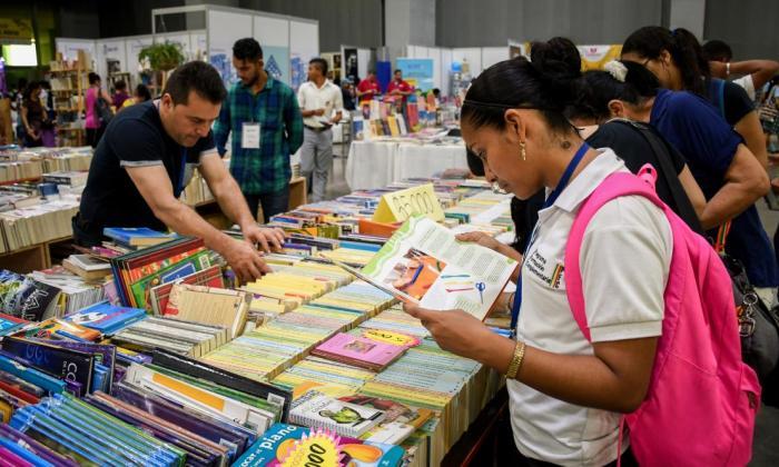 En video | Así se vive Libraq, la primera feria del libro en Barranquilla