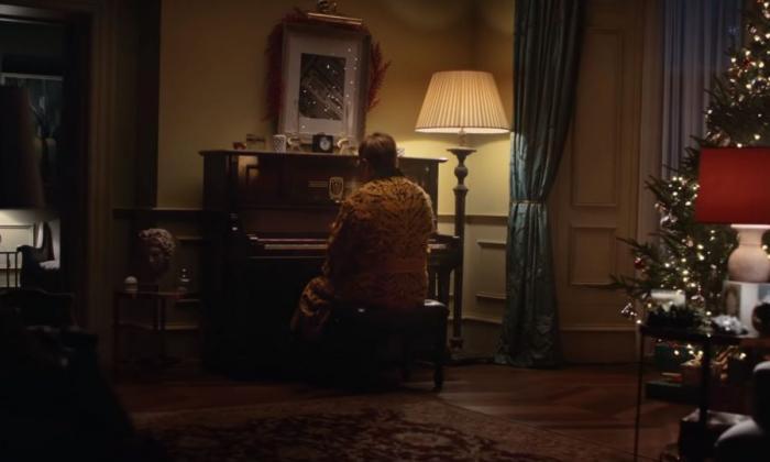 En video   El comercial de Navidad de Elton John que enternece las redes