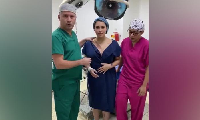 En video | Esto dijo Ana Del Castillo sobre la operación en uno de los senos