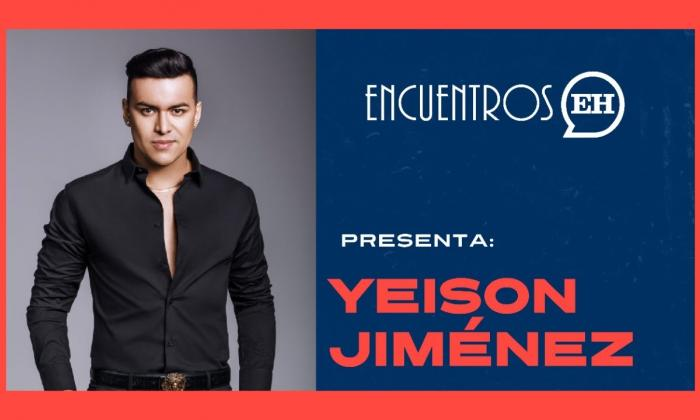 #EncuentrosEH | Yeison Jiménez revela detalles de su tema con Silvestre