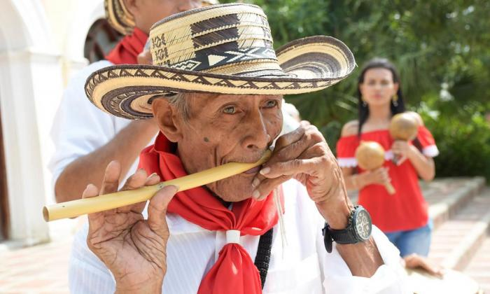 La 'Ruta de la tradición' llega al Festival del Millo de Juan de Acosta