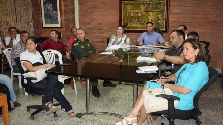 La Mesa de Garantías de Sucre inició la sesión a las 9 de la mañana.