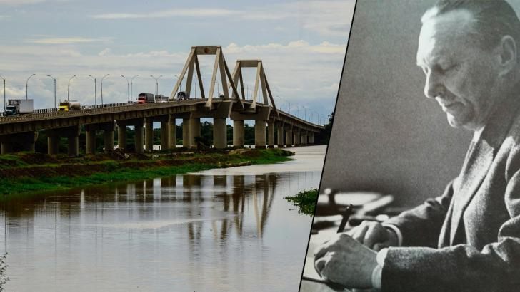 Riccardo Morandi, arquitecto italiano, que diseñó el puente colapsado en Génova (Italia).